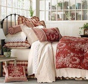 red comforter pillow combo nice