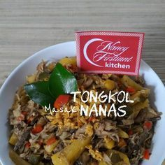 Tongkol Masak Nanas