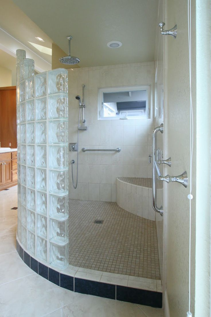 Walk In Shower Master Bath Do Able Pinterest