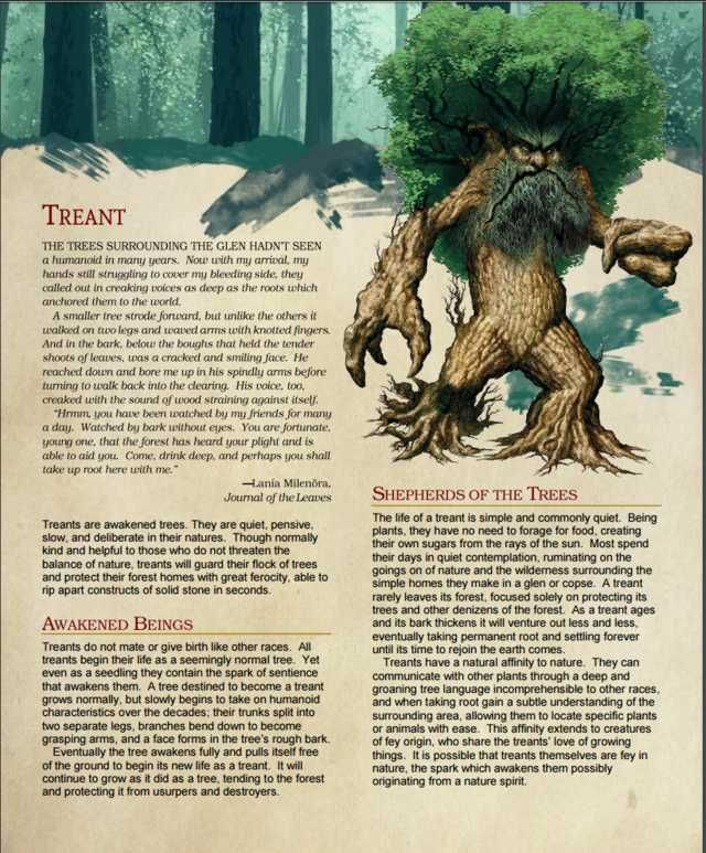 DnD (D&D) homebrew races and classes I've collected  | World