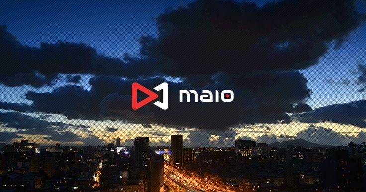 「maio」はスマートフォンアプリのユーザーに対して、動画広告を配信するプラットフォームです。フルスクリーンの動画再生を通じて、ユーザーに対して新たな広告体験を届けます。