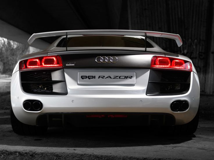 Audi R8 - beauty is in the detail