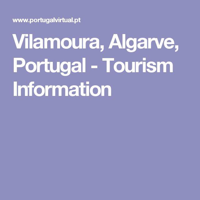 Vilamoura, Algarve, Portugal - Tourism Information