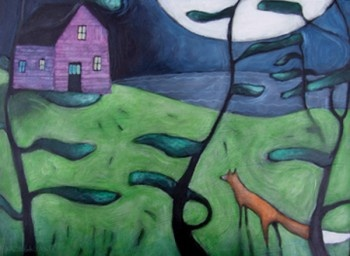 Karen Gallant -- our fav. PEI artist