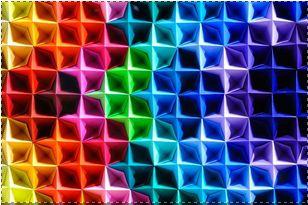 Czy widzieliście już nasza fototapetę i INSPIRACJĘ tygodnia? To kolorowa i pełna pozytywnej energii fototapeta - składany papier.