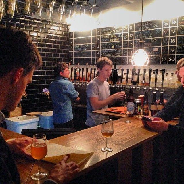 Mikkeller Bar - byens bedste ølbar