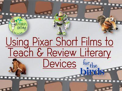 Using Pixar Short Films in the English Language Arts Classroom