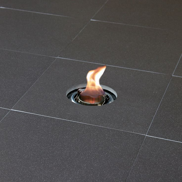 BIO ETHANOL COOKING ELEMENT as flame