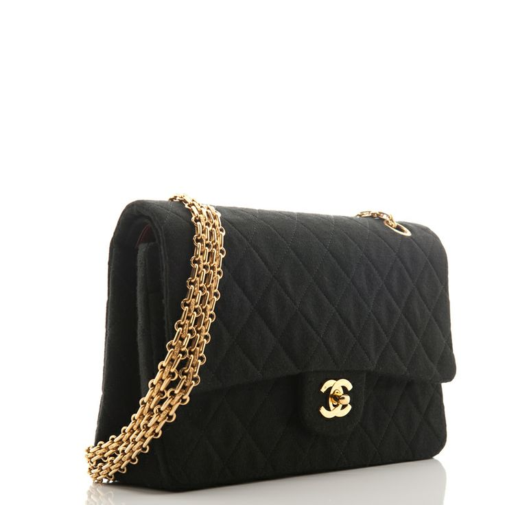 19 best Chanel Bags images on Pinterest | Chanel tote : chanel black quilted bag gold chain - Adamdwight.com