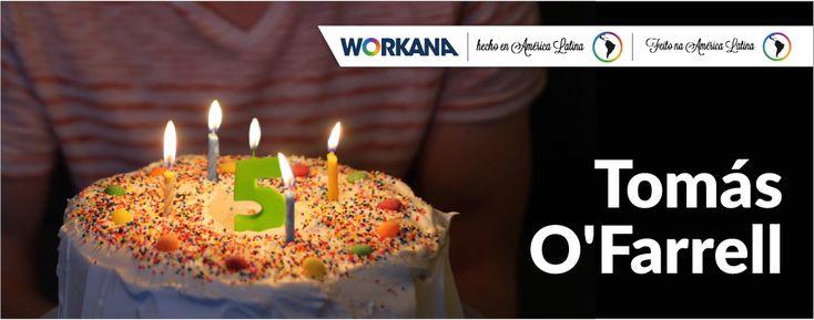 Hace ya 5 años que arrancamos con Workana, la primera y más grande red de trabajo independiente y emprendimientos de América Latina :)
