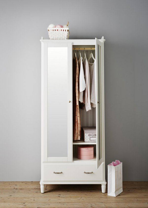 Chambre 15 armoires et commodes d co pour optimiser ses - Optimiser rangement chambre ...