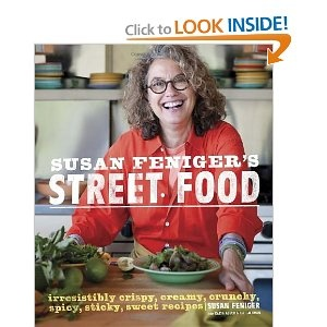 Over her thirty-year food career—from being one of the original Food Network stars and opening Border Grill to appearing on Top Chef Masters and creating STREET—celebrity chef Susan Feniger has continually found inspiration for her renowned cooking in street food carts around the world. In Susan Feniger's Street Food, she shares 83 of her favorite recipes with home cooks, giving them a taste of these unexpected, tantalizing dishes.Irresistible Crispy, Susan Feniger, Book Worth, Street Food, Sweets Recipe, Spicy, Cookbooks, Sweet Recipes, Feniger Street