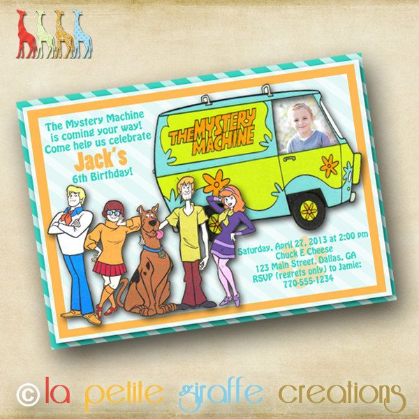 129 best scooby doo party images on pinterest autumn banners and creative food