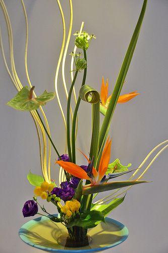 Ikebana Annual Exhibition   Flickr: partage de photos!