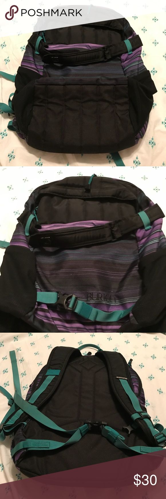 One Day Only Sale.🛍Burton Backpack Excellent Condition. Nice Burton Bags Backpacks