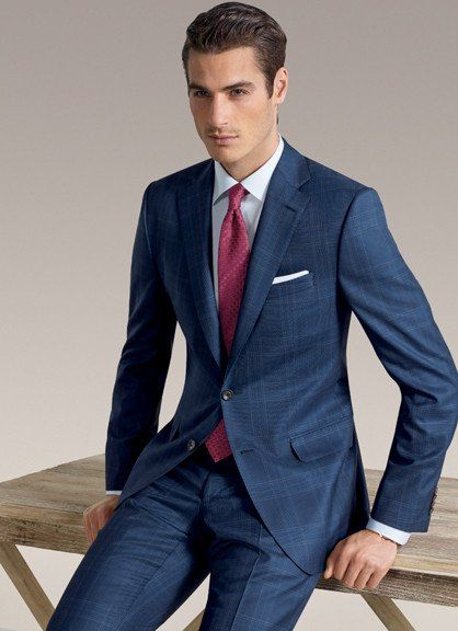 Jack Victor Suits 365 Separates Modern Fit-Multi-Season