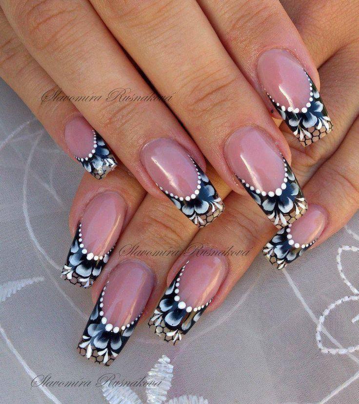 nail nails nailart negle pinterest negle. Black Bedroom Furniture Sets. Home Design Ideas