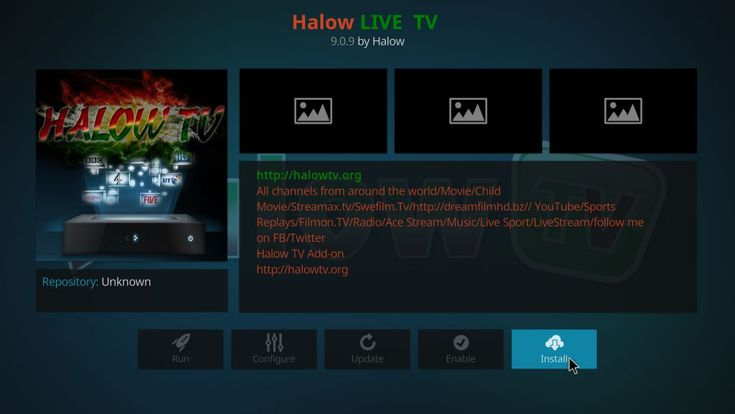 Halow TV Kodi Add-on for Live TV: Install Guide and Short Review