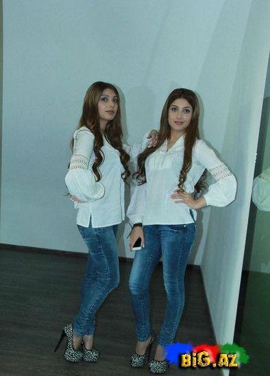 Sevil Və Sevinc Bacilarindan Yeni Fotolar Clothes Fashion Style