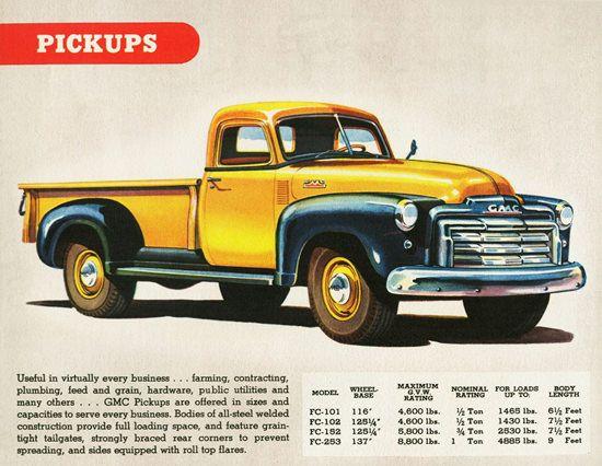 GMC Pickup 1947