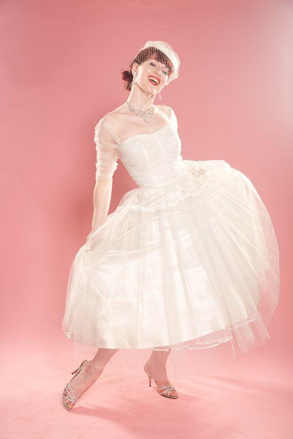 346 mejores imágenes de Vintage wedding dresses en Pinterest ...