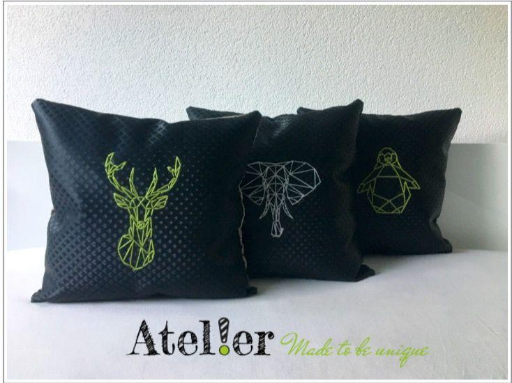 Grafic pillows