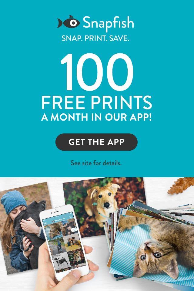 100 Free Prints Free Prints Get Free Stuff Online How To Get Money