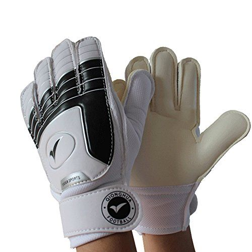 Rayselling Size 37 Child Kids Teens Football Soccer Goalkeeper Goalie Training Gloves Protective Gear 3 -- Click image for more details.Note:It is affiliate link to Amazon.