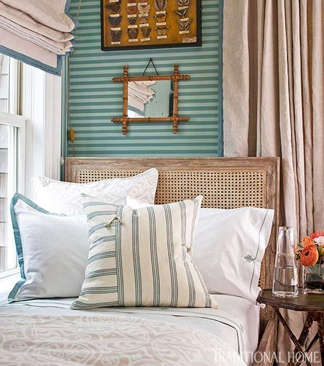 Our Traditional Home Hamptons Showhouse Room Tammy