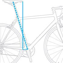 How To Set Your Bicycle #Saddle Height.