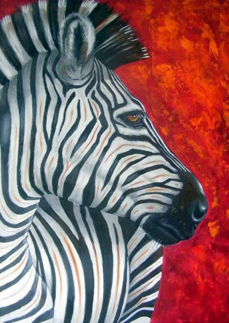 ♥ Zebra Art ♥