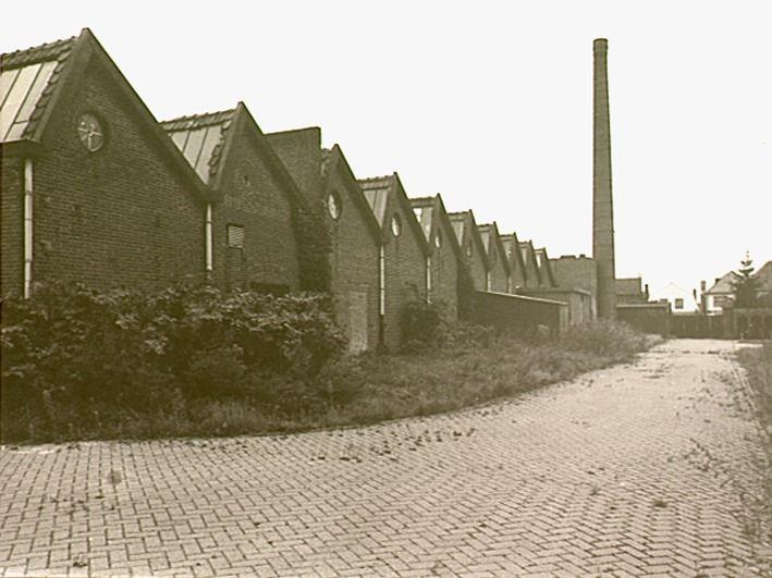Wollenstoffenfabriek 'Nederland' bv, ca. 1970