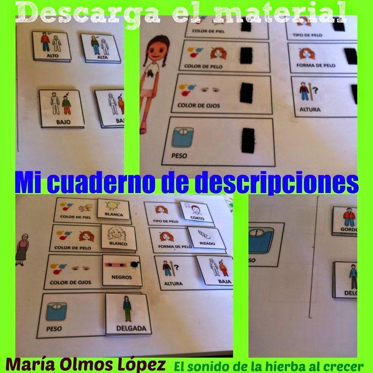 Mi cuadernillo de descripciones, por María Olmos :El sonido de la hierba al crecer