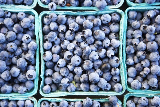 Everything You Need to Know About Blueberries #healthfacts #healthyliving #nutritionfacts