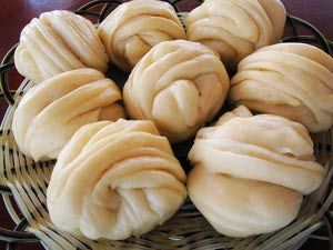 Steamed Chinese Dim Sum Bun Dough Recipe
