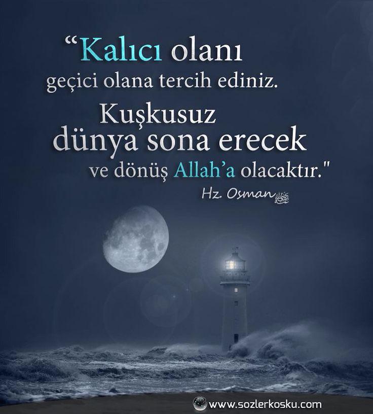 Hz. Osman (ra)