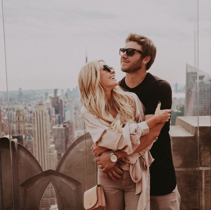 How to get white teeth. Free teeth whitening. White teeth. White smile. Couple goals. Top of the Rock nyc. Nyc. Views. Places to go in New York. New Y…