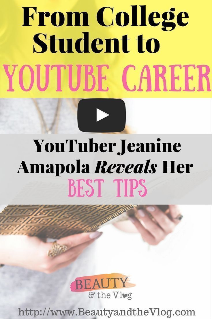 how to start a successful youtube beauty channel