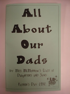 Father's Day writing activity  #Fathers Day #crafts #kids #Dad #Gifts #printables