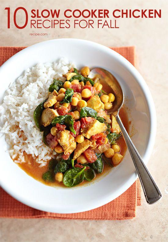 Slow Cooker Indian Chicken Stew - Recipe.com