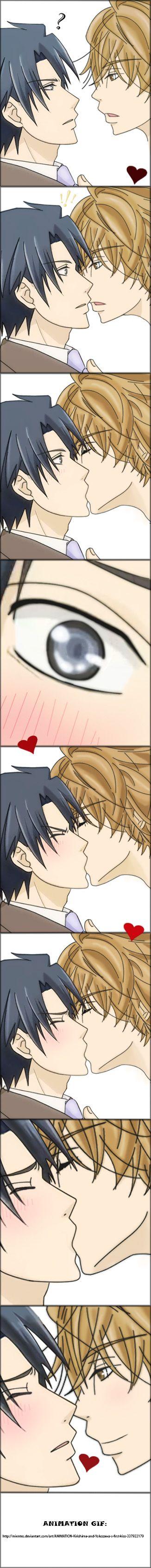 Meme kiss by MIENTES