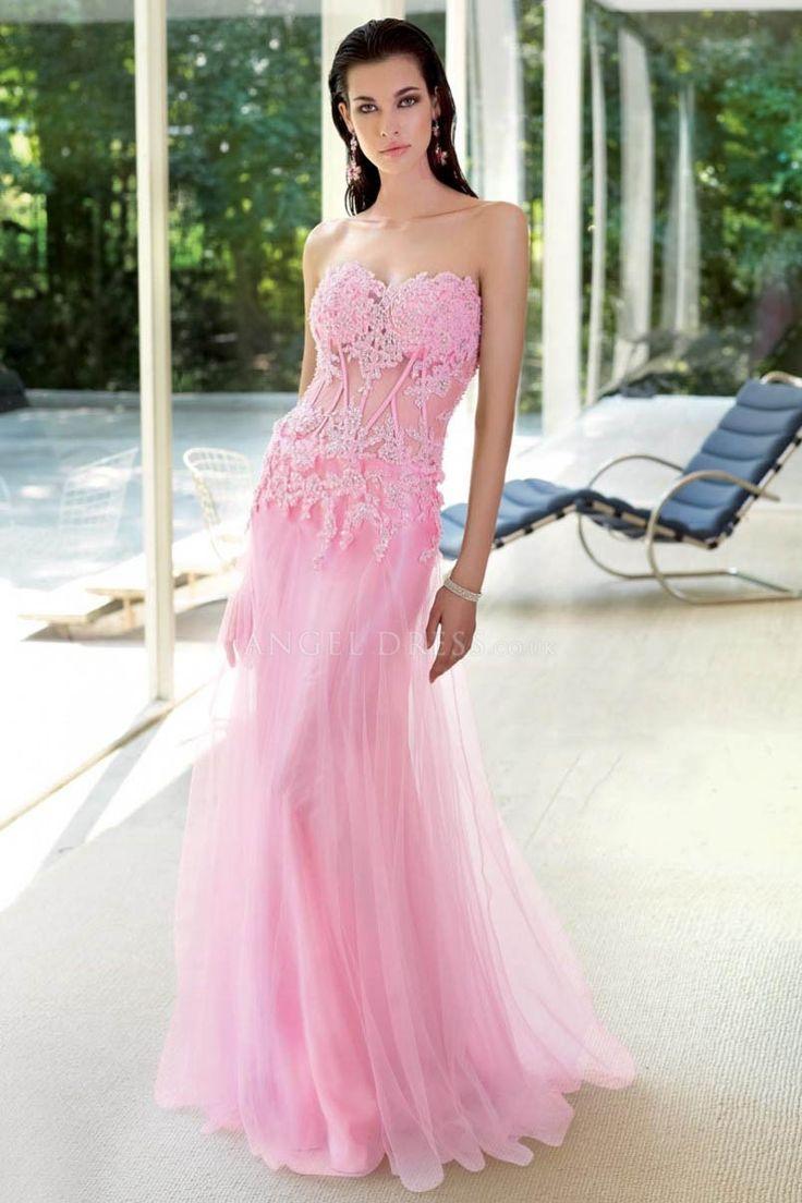 123 best GOWN INSPIRATION! images on Pinterest | Grad dresses, Prom ...
