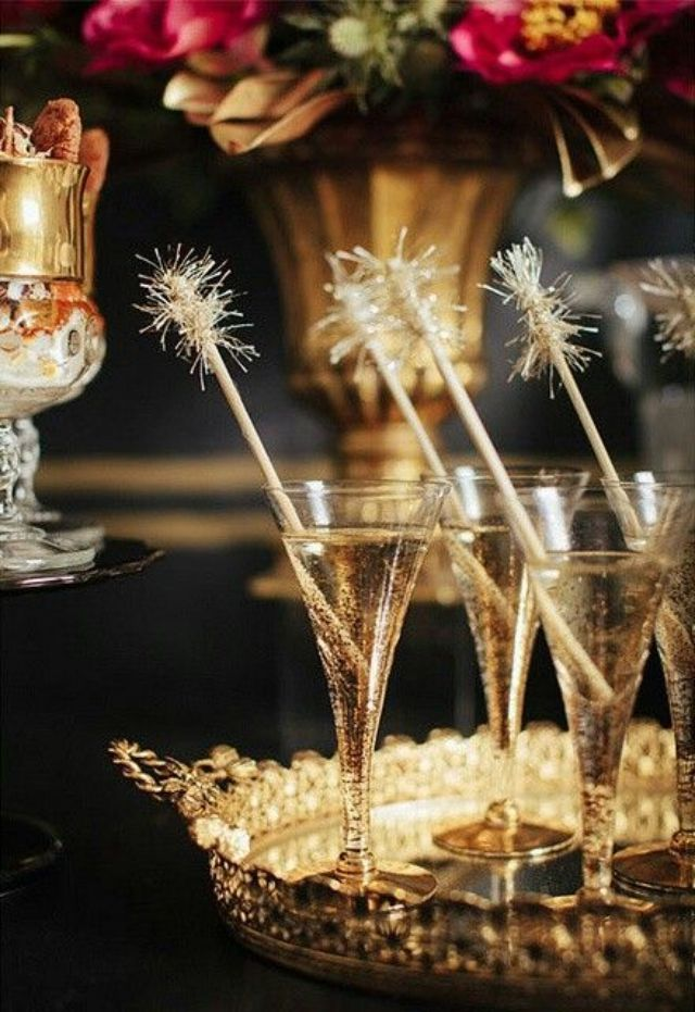How to Host a Parisian Flapper Party