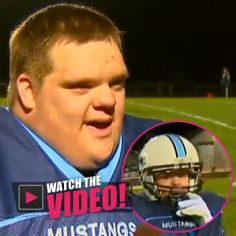 High School Football Team's Heartwarming Game: Waterboy With Down Syndrome Scores 35-Yard Touchdown | Radar Online