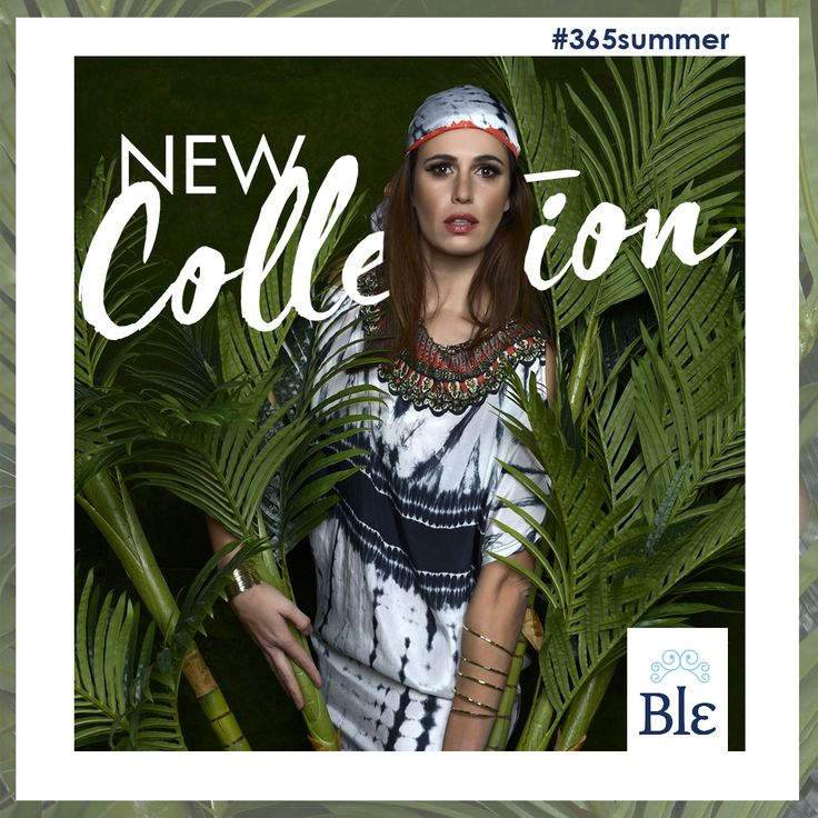 Shoulders' out, multi coloured blouses are in! Enjoy a glimpse of our new spring-summer 2017 collection. View more here http://www.ble-shop.com/blog/spring-summer-brochure-2017/