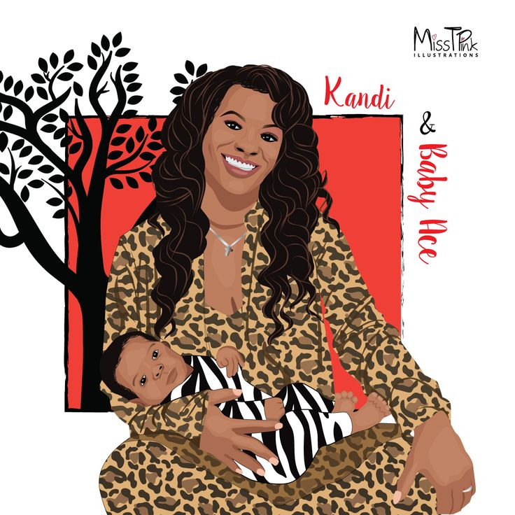 Saved the best for last. Todd Tucker & Kandi Burruss talk about their beautiful romance that blossomed in South Africa since it shows in South Africa on Vuzu tv I thought let me illustrate the new born baby Ace and Kandi Burruss.