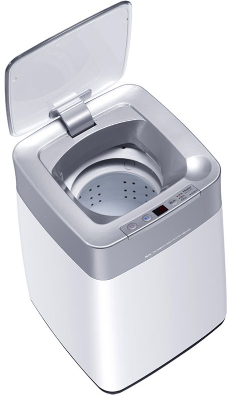 B C Washer ~ Haier mini washer top loaded mw bq s open g appliance