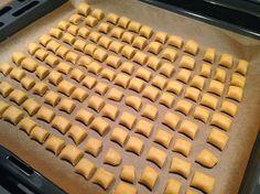 Evas Køkken: De allerbedste pebernødder, efter opskrift fra Lagkagehuset