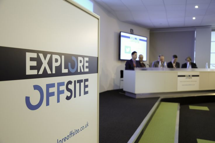 Explore Offsite is a conference and exhibition creating a platform for construction clients and their professional advisers to explore the latest offsite construction solutions, providing a dynamic and interactive learning experience for all visitors.