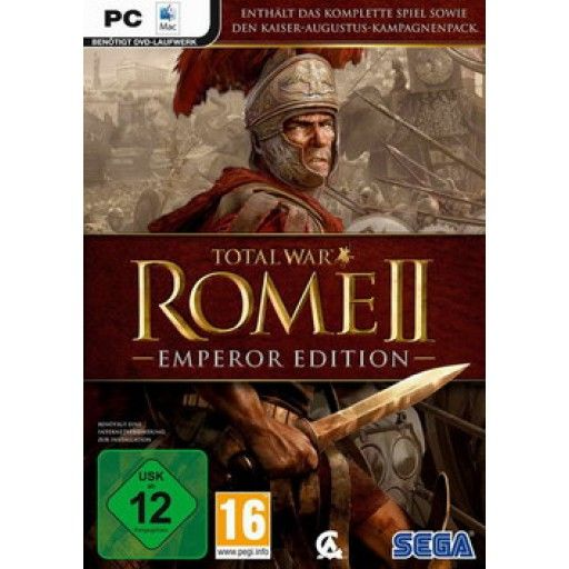 Total War: Rome 2  Emperor Edition  PC in Strategiespiele FSK 12, Spiele und Games in Online Shop http://Spiel.Zone